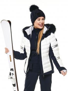 Куртка с мехом Toni Sailer Madita Fur