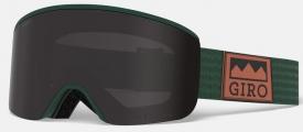 Маска Giro Axis Well Green Alps / Vivid Smoke 28 + Vivid Infrared 62