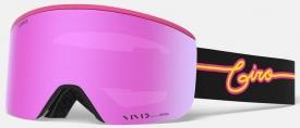 Маска Giro Ella Pink Neon Lights / Vivid Pink 34 + Vivid Infrared 58