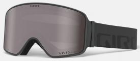 Маска Giro Method Grey Wordmark / Vivid Onyx 16 + Vivid Infrared 58