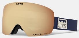Маска Giro Contour Midnight Alps Vivid Copper 21 + Vivid Infrared 50