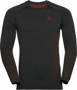 Термобелье Odlo рубашка Performance Warm Eco Man