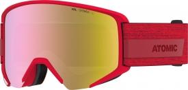 Маска Atomic Savor Big Stereo Red / Yellow