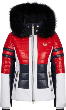Куртка с мехом Sportalm King BU m K+P