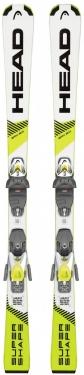 Горные лыжи Head Supershape SLR Pro + крепления SLR 7.5