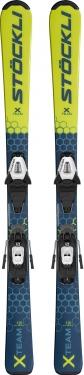 Горные лыжи Stockli X Team LT + крепления C5