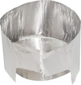 Отражатель тепла MSR Solid Heat Reflector with Windscreen
