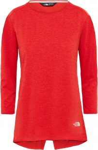 Футболка The North Face Inlux 3/4 Sleeve W