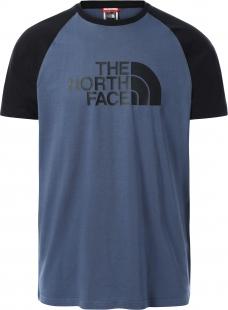 Футболка The North Face Raglan Easy Tee M