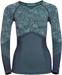 Термобелье Odlo рубашка Blackcomb Evolution Warm Women