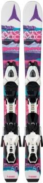 Горные лыжи Atomic Vantage Girl I + крепления XTE 045