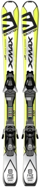 Горные лыжи Salomon X-Max Jr S + EZY5
