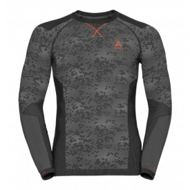 Термобелье Odlo рубашка Blackcomb Evolution Warm Men