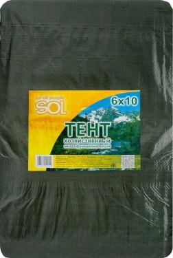 Тент Sol 6x10м