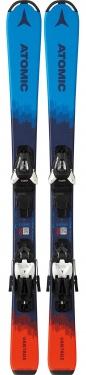 Горные лыжи Atomic Vantage JR 100-120 + крепления С 5 GW