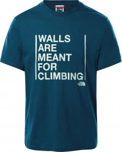 Футболка The North Face Walls Climb Tee M