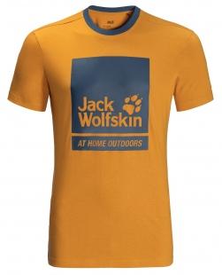 Футболка Jack Wolfskin 365 Thunder T M