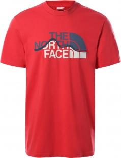 Футболка The North Face Men Mountain Line T-Shirt