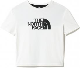 Укороченная футболка The North Face Women Mountain Athletics Cropped T-Shirt