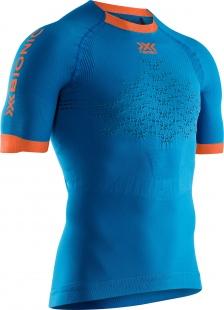 Термобелье X-Bionic футболка The Trick 4.0 Running Shirt Men